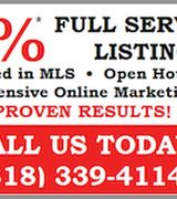 1 percent listing, Real Estate Agent in NORTHRIDGE, CA