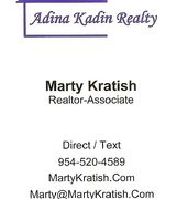 Marty Kratish, Agent in Cooper City, FL