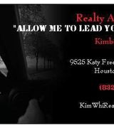 Kimberlee Wh…, Real Estate Pro in Houston, TX