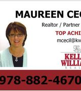Profile picture for Maureen Cecil