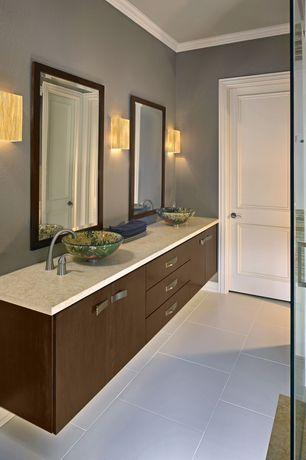 Art Deco Master Bathroom