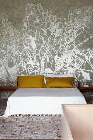 Art Deco Guest Bedroom