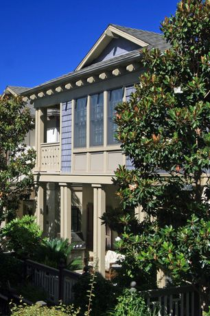 Tropical Exterior of Home