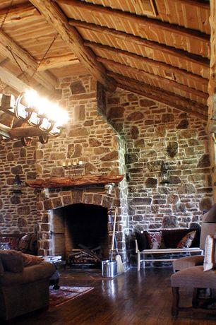 Rustic Great Room