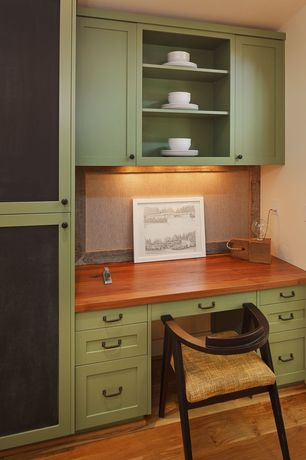Country Kitchen with Reclaimed writer's block lamp - wood from a pallet, Paint, Paint 2