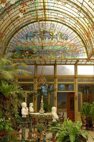 Art Deco Entryway