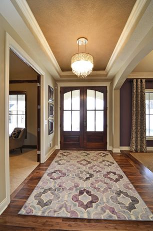 Contemporary Entryway with Paint, Whitfield lighting willem 3 light drum chandelier, Paint 2, Paint 3