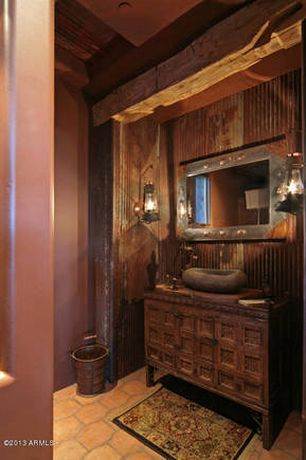 Eclectic Full Bathroom