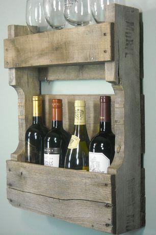 Rustic Wine Cellar with Built-in bookshelf, High ceiling, Wine rack