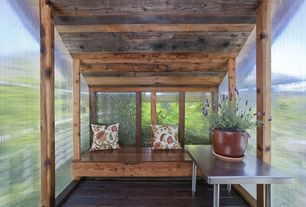 Country Porch with Screened porch