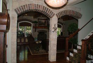 Rustic Hallway