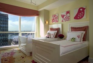Contemporary Kids Bedroom with Paint 1