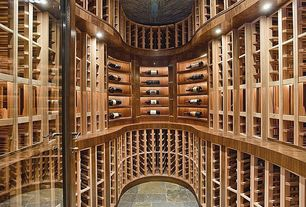 Contemporary Wine Cellar