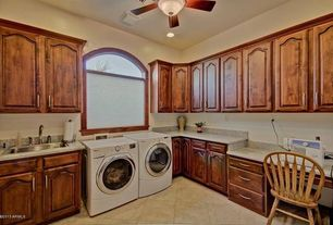 Country Laundry Room