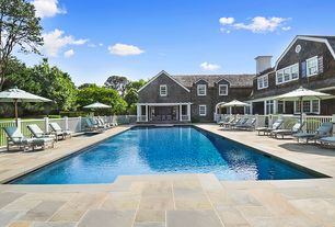 Cottage Swimming Pool with Outdoor pool, Fence, Trellis, exterior stone floors, Private tranquility estate