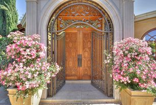 Front Door with Transom window, Pathway, exterior concrete tile floors, exterior tile floors
