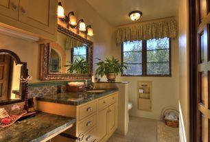Mediterranean Full Bathroom