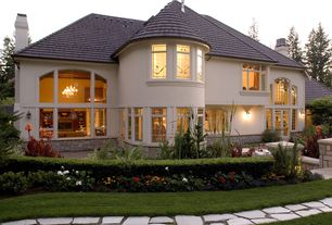 Traditional Exterior of Home