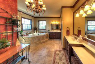 Craftsman Master Bathroom