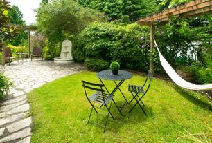 'Traditional Landscape/Yard with Bavarian Wall Fountain, Fence, Trellis, Pathway, exterior stone floors, Fountain' from the web at 'http://photos1.zillowstatic.com/i_f/IShjujgji692nm1000000000.jpg'