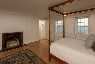 Traditional Guest Bedroom