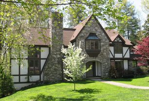 Country Exterior of Home