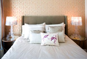 Art Deco Master Bedroom