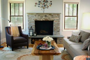 Traditional Living Room with Smith & noble classic roller shades, Pottery barn york slope arm upholstered sofa