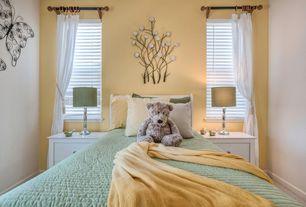 Kids Bedroom with Carpet, no bedroom feature, Standard height