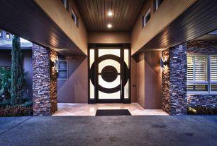 Contemporary Front Door with Doors for Builders Custom Front Door