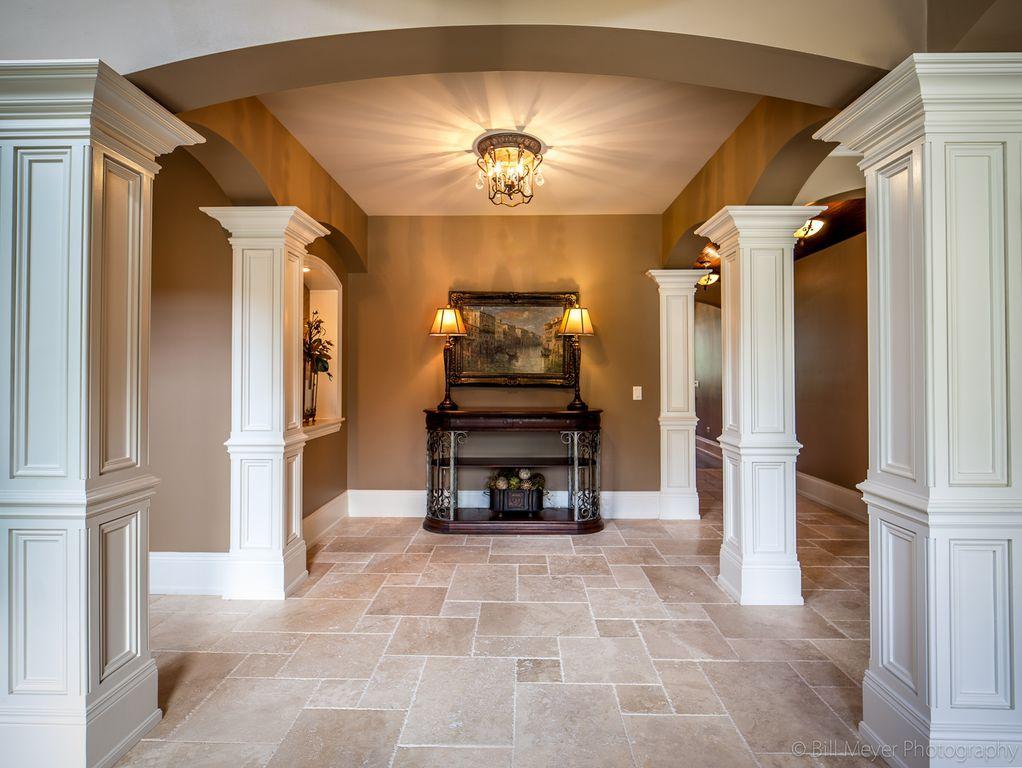 Traditional Entryway