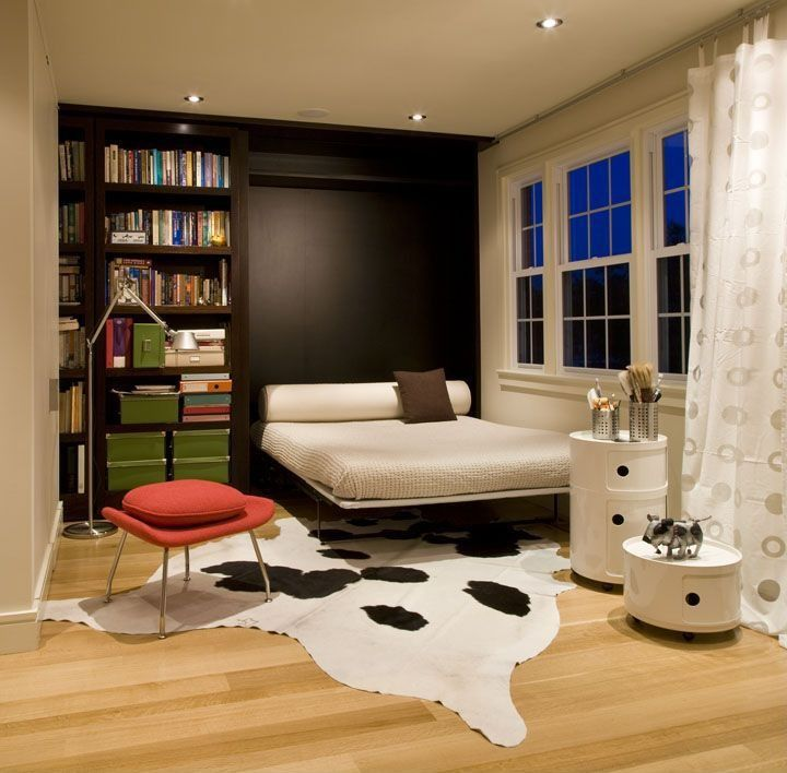 Built-in bookshelves/cabinets, Contemporary, Eclectic, Laminate, Normal (2.7m)