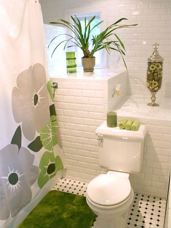 Contemporary Kids Bathroom with Jeffery court pearl white beveled 3 in. x 6 in. ceramic wall tile