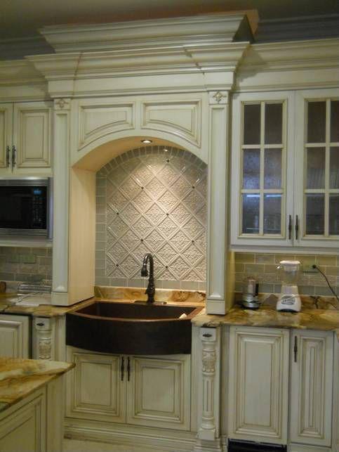 , Large Ceramic Tile, Home decorators holden bronze glaze cabinetry