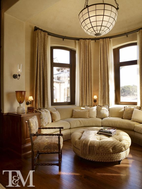 "Traditional Living Room with Kichler Braelyn 9 1/2"" High Olde Bronze Wall Sconce, Hardwood floors, flush light, Wall sconce"