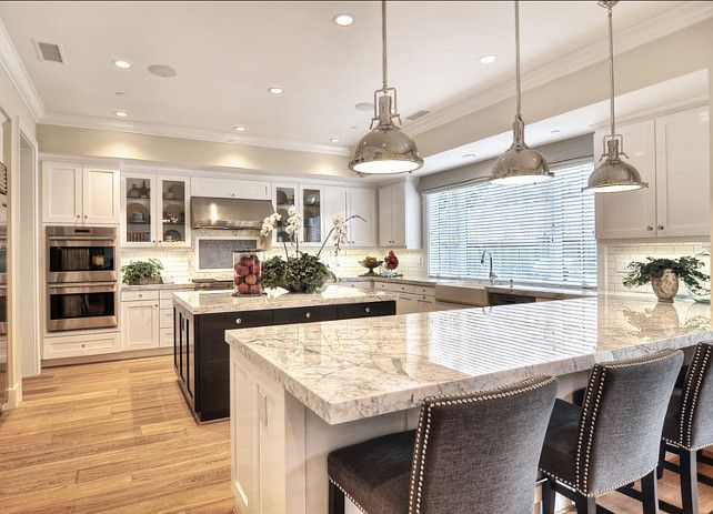 High end kitchen island lighting 37 fantastic l shaped for High end kitchen accessories