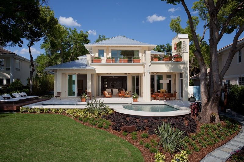 Tropical Landscape/Yard
