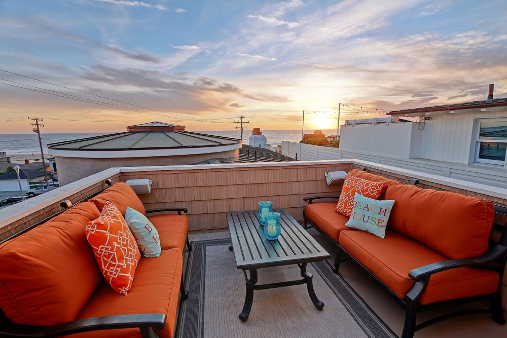 digs summer trend report aqua and tangerine home