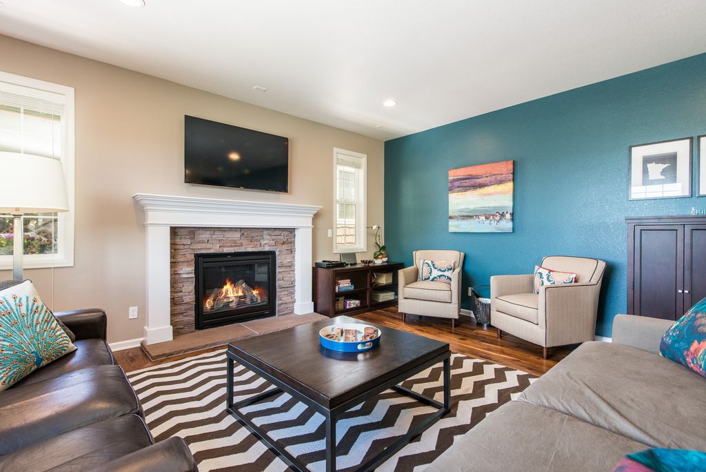 Start with the Walls. How to Design a Living Room   Home Improvement Projects  Tips   Guides