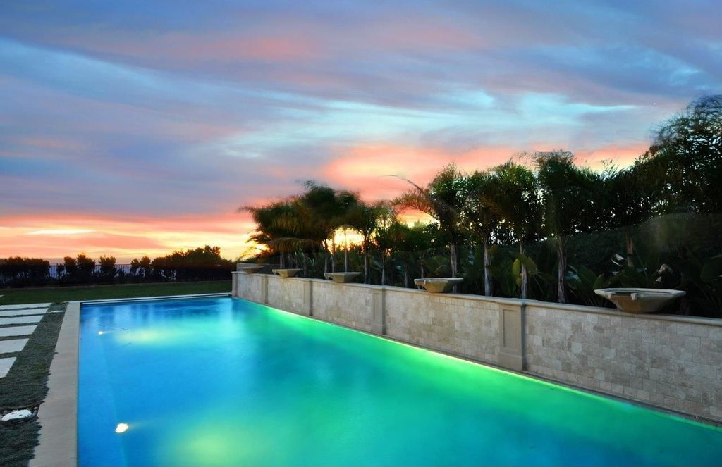 Contemporary Swimming Pool with exterior concrete tile floors, exterior tile floors, Fence, Other Pool Type, Pathway