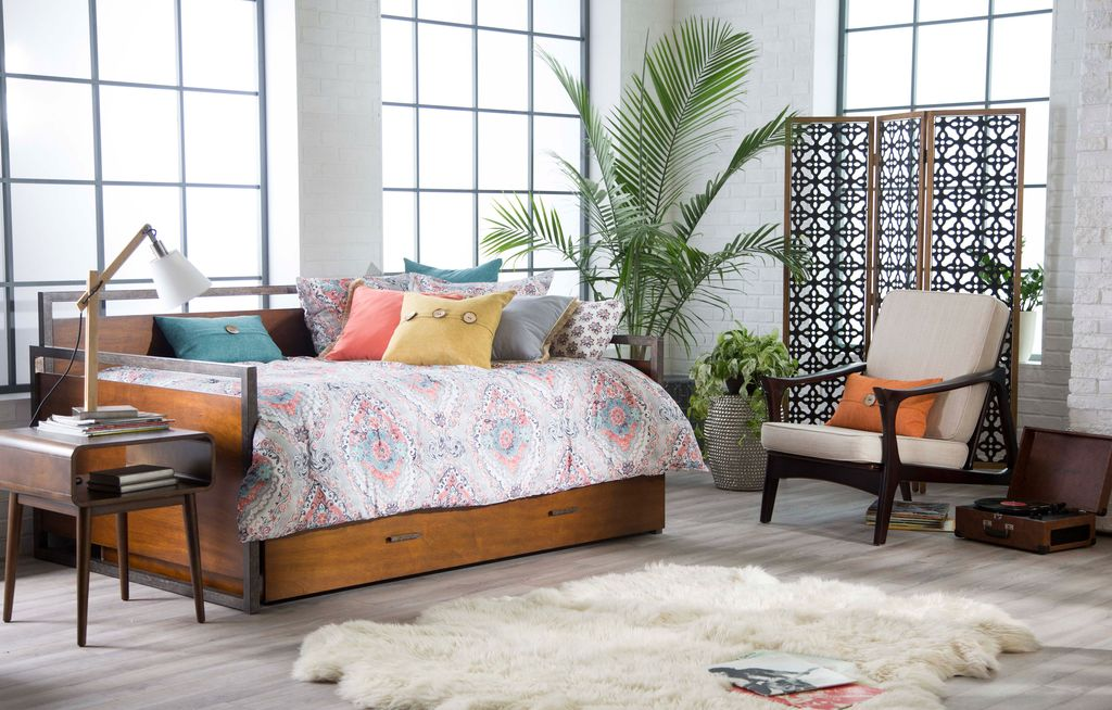 Small-Space Hacks to Transform Your Rental Bedroom - Renters Guide