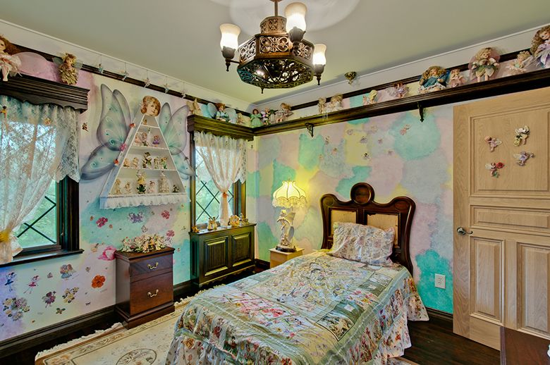 Country Kids Bedroom