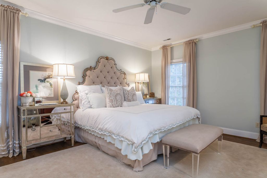 Staycation Parisian Bedroom Makeover Home Improvement Projects Tips Guides