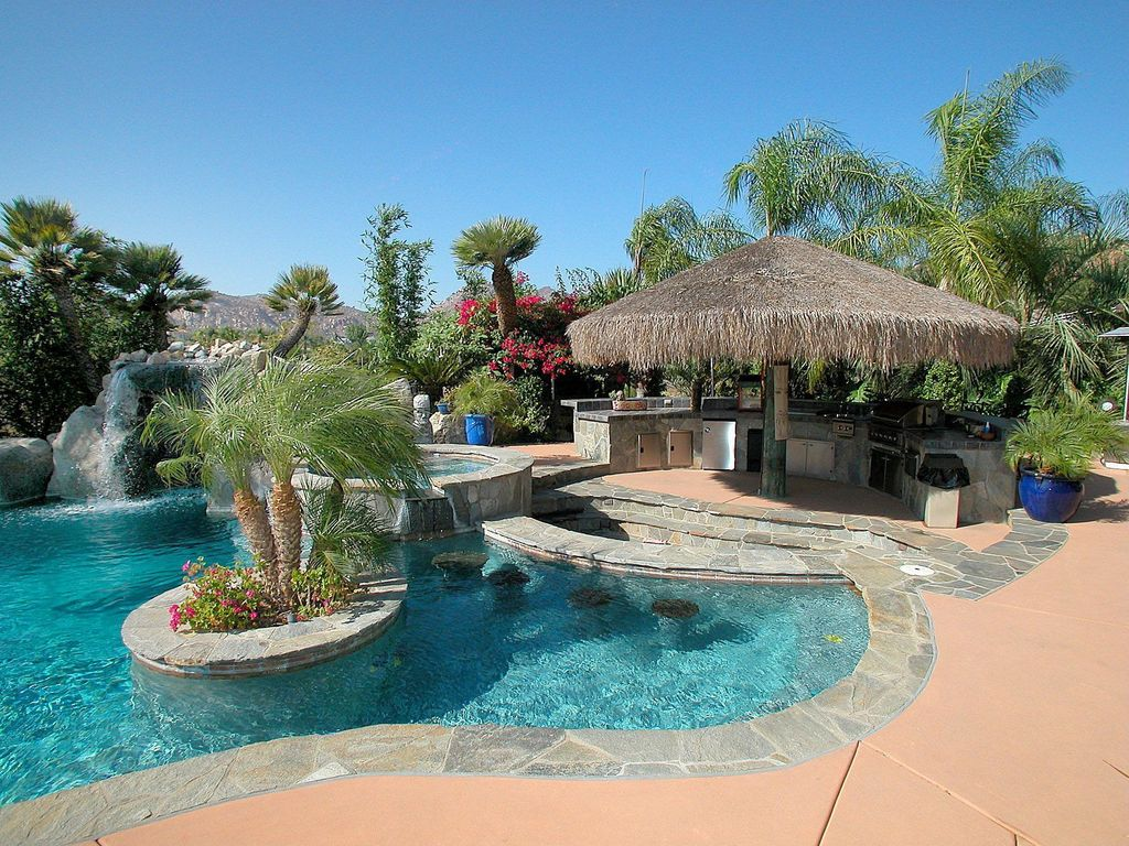 Great Tropical Swimming Pool - Zillow Digs