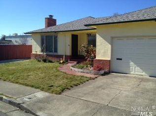 709 Tregaskis Ave , Vallejo CA