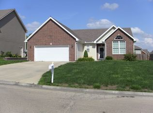 1317 Fawn Ln , Warrensburg MO