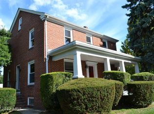 411 Fairview Ave , Frederick MD