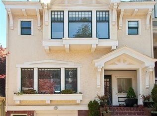 1456 Willard St , San Francisco CA