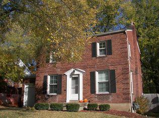814 N Rock Hill Rd , Saint Louis MO