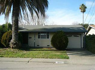 1317 Marian Way , Petaluma CA